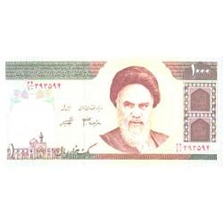 Iraan 1000 rials UNC