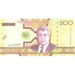 Turkmeeni:Turkmenistan:500...