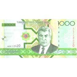 Turkmeeni:Turkmenistan:1000...