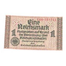 Saksamaa:1 mark ca 1940, UNC
