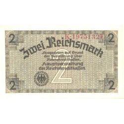 Saksamaa:2 marka ca 1940, VF