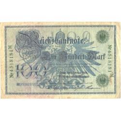 Saksamaa:100 marka...