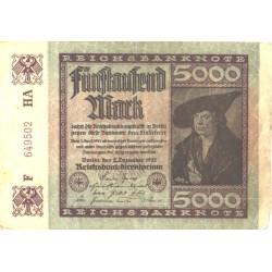 Saksamaa:5000 marka...