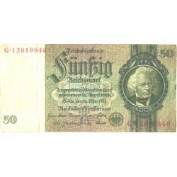 Saksamaa:50 marka...