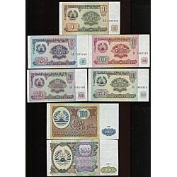 Tadžiki:Tadjiki:1, 5, 10,...