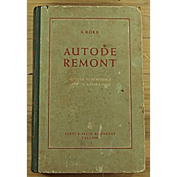 E.Rokk:Autode remont,...