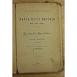 A.Grenzstein:Saksa keele...