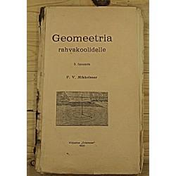 F.V.Mikkelsaar:Geomeetria...