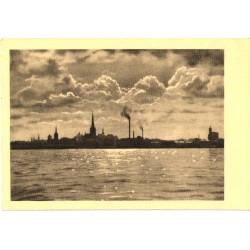 Tallinn:Vaade merelt, enne...