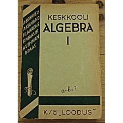Keskkooli algebra I...