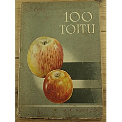 A.Rõuk:100 toitu, Tallinn 1938