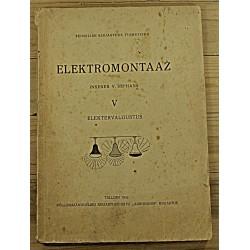 V.Sephans:Elektrimontaaž,...