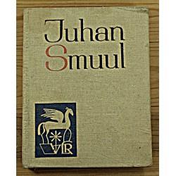 Juhan Smuul:Luuletused,...