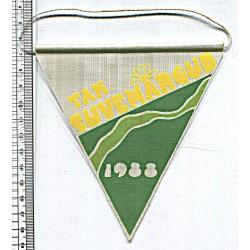 Vimpel TAK suvemängud 1988,...