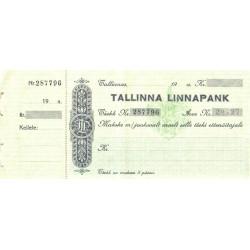 Tallinna Linnapanga...