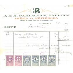 J. & A. Paalmanni trüki- ja...
