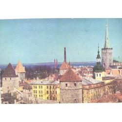 Tallinn, vaade vanalinnale,...