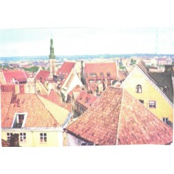 Tallinn:Vanalinna katused,...