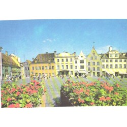 Tallinn:Raekoja plats, 1981