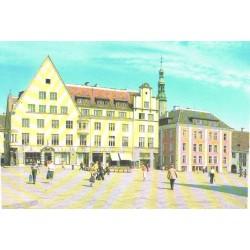 Tallinn:Raekoja plats, 1987