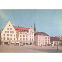 Tallinn:Raekoja plats, 1977