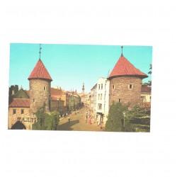 Tallinn:Viru väravad ja...