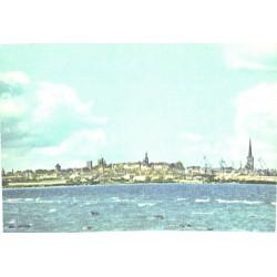 Tallinn:Siluett merelt