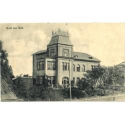 Villa Valga linnas, enne 1926