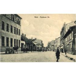 Valga:Moskaueri tänav, enne...