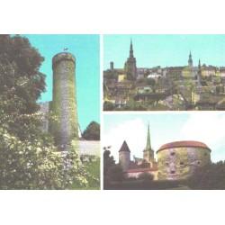 Tallinn:Vanalinna üldvaade,...