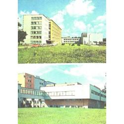 Tartu:Maarjamõisa haiglad,...