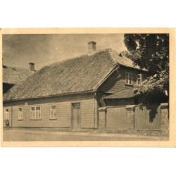 Võru:Kreutzwaldi maja, enne...