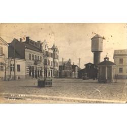Viljandi turg ja veetorn,...