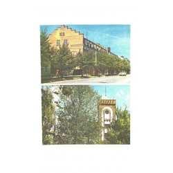 Viljandi:Kaubamaja ja...