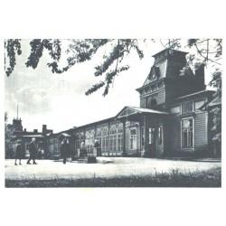 Haapsalu:Raudteejaam, 1966