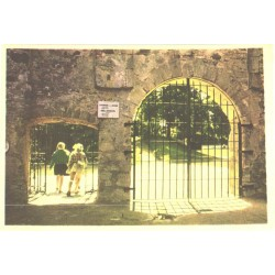 Haapsalu:Linnuse väravad, 1969