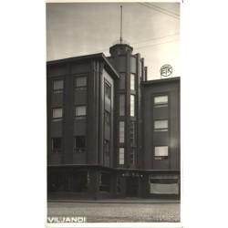 Viljandi:ETK maja, enne 1940