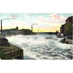 Narva:Kosk ja majad, enne 1920