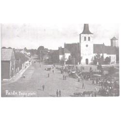 Paide:Turu plats, 1990