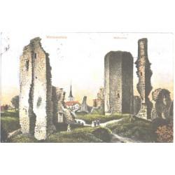 Paide:Kindluse varemed, 1990