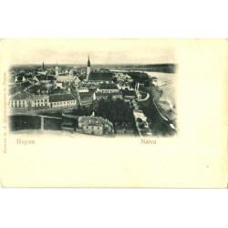 Narva linna üldvaade,...