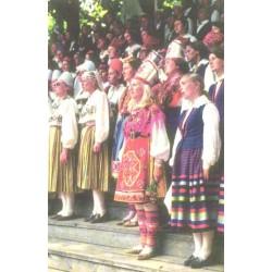 Naiskooride laulupäev...