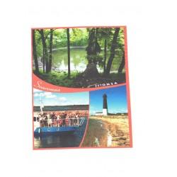 Saaremaa:Kaali järv, Sõrve...