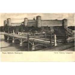 Narva:Sild ja kindlus, enne...