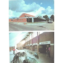 Kuressaare autobussijaam, 1989