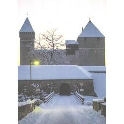 Kuressaare loss talvel
