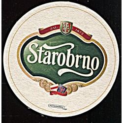 Õlleklaasi alus Starobrno