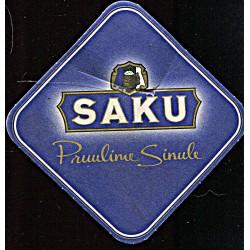 Õlleklaasi alus Saku originaal