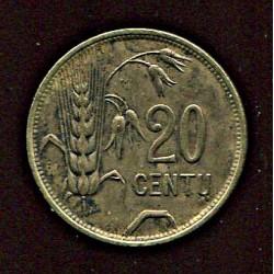 Leedu 20 centu 1925, 20...