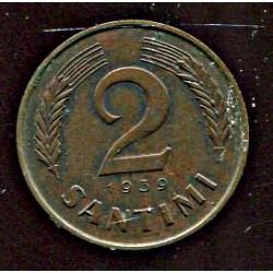 Läti 2 santimi 1939, 2...